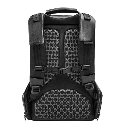 Incase Diamond Wire Collection - Icon Backpack - CL55598 - Black by Incase Designs (Image #4)