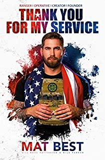 Book Cover: Thank You for My Service