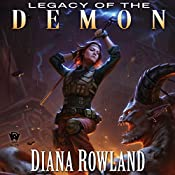 Legacy of the Demon: Kara Gillian, Book 8 | Diana Rowland