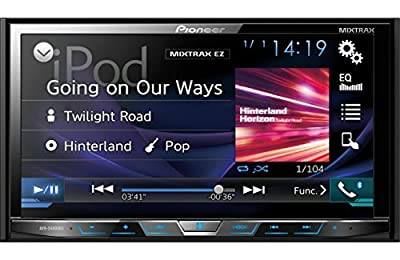 "Pioneer AVH-X4800BS 7"" Motorized DVD Receiver from Pioneer"