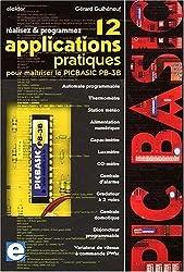 12 Applications Pratiques pour Maîtriser le PIC-BASIC PB-3B