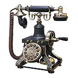 Exclusive Paramount 541-518 Eiffel Tower Nostalgic Vintage Style Telephone By Paramount