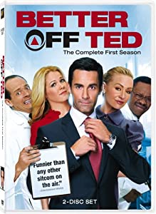 Better Off Ted Stream