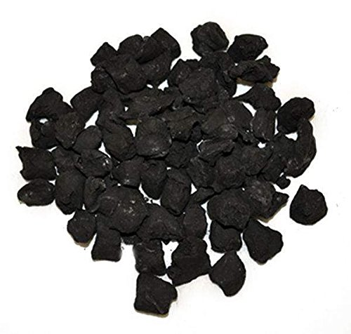 Hearth Products Controls (HPC Ceramic Fiber Coals (844-C4-Kit), Black by Hearth Products Controls