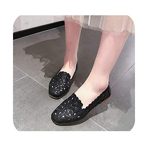 Woman Flats Leather Ballet