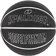 Spalding Street Phantom Outdoor Basketball Silver 29.5&