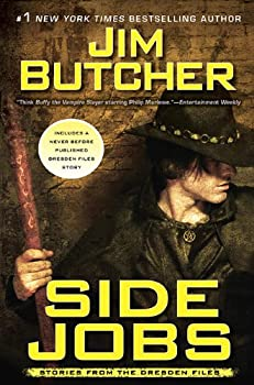 Side Jobs: Stories From The Dresden Files 045146365X Book Cover