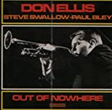 Ellis, Don Out Of Nowhere Mainstream Jazz