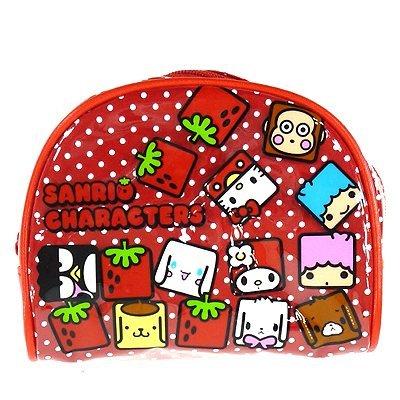 Sanrio Hello Kitty 50TH mini Kosumepochi / CX10-1381 (B)