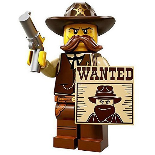 LEGO Minifigures Series 13 Sheriff Construction Toy
