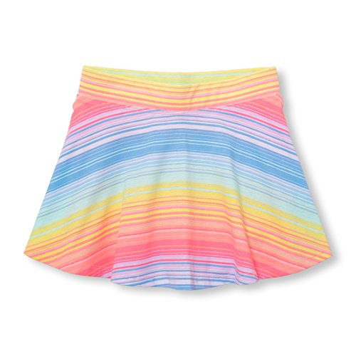 The Children's Place Big Girls' Skort, Multi Clr 09003, L (10/12) by The Children's Place