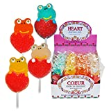 Gourmet Jelly Regular Frog with Heart, 25g