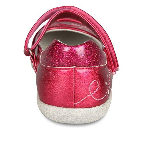 Ballerines ROSE LOVELY SKULL Enfants Chaussea