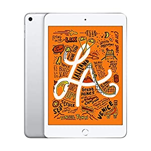Apple iPad mini (7.9-inch, Wi-Fi, 64GB) – Silver