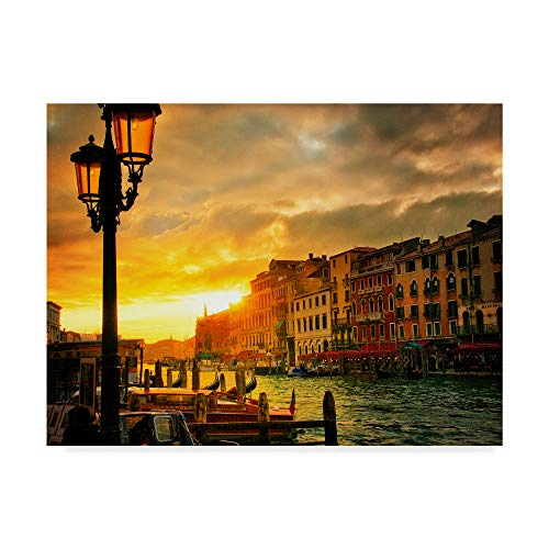 Trademark Fine Art Venice in Light Iv by Danny Head, 24x32-Inch