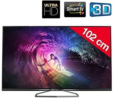 PHILIPS 40PUS6809 - 3D Ultra HD LED Smart TV  Amazon.co.uk  Electronics b28b6f02ebc1