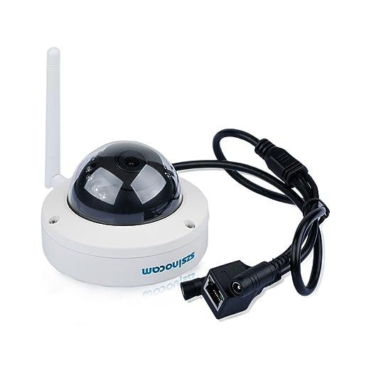 4 opinioni per Szsinocam 4015CSW CCTV WLAN Videocamera di Sorveglianza HD 1080P Wireless 2.0MP