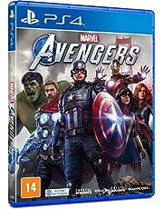 Marvel's Avengers - Edição Padrão - PlayStation 4