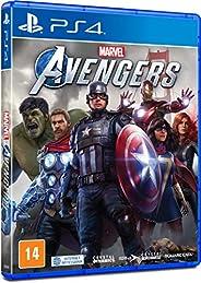 Marvel's Avengers - Edição Padrão- PlayStati