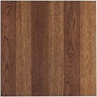 Achim Home Furnishings FTVWD22320 Nexus 12-Inch Vinyl Tile, Wood Medium Oak Plank-Look, 20-Pack