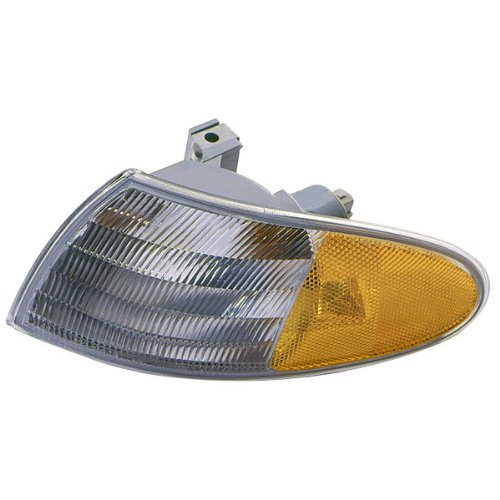 1995-1996-1997 Ford Contour Corner Park Lamp Turn Signal Marker Light Left Driver Side (95 96 97)