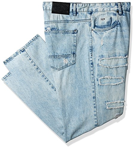 Southpole Destructed Backed Ripped Repaired