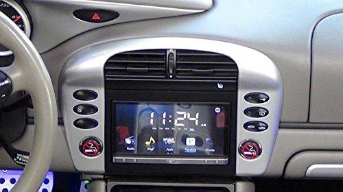 Amazon.com: 1999-2002 Porsche 996 911 Carrera Custom 2 DIN Installation Kit: Automotive