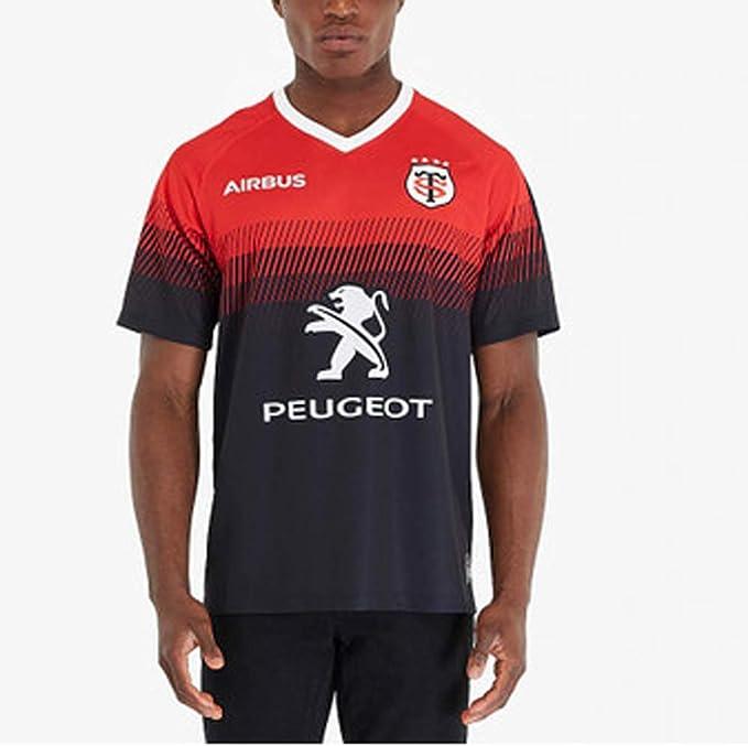 Camiseta De Rugby, Camiseta De Fútbol De Toulouse, Sudadera STADE TOULOUSAIN Rugby Jesery S-XXXL: Amazon.es: Deportes y aire libre