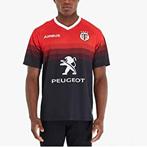 Yitamn Camiseta De Rugby, Camiseta De Fútbol De Toulouse, Sudadera STADE TOULOUSAIN Rugby Jesery S-XXXL: Amazon.es: Deportes y aire libre