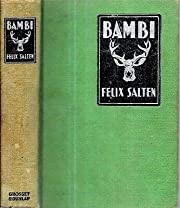 1929 BAMBI CHILDREN'S CLASSIC ILLUSTRATED…