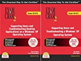 MCDST 70-271 and 70-272 Exam Cram 2 Bundle, Dan Balter and Ed Tittel, 0789731568