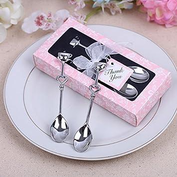 Amazon Couple Coffee Spoon Wedding Favors And Gifts Wedding