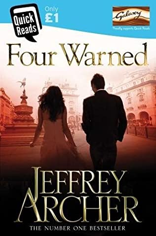 book cover of Four Warned