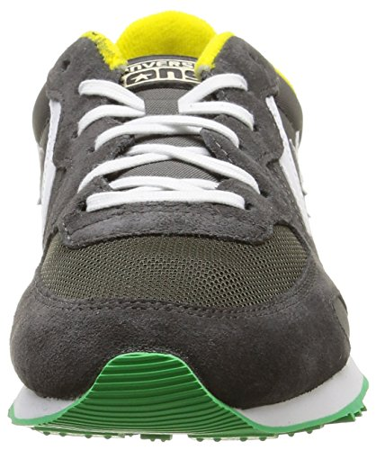 Adulto Nylon Ox Auckland Sneaker – Iron Multicolore Emerald Racer Suede Unisex Citrus Converse qtZwO8xx