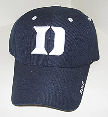 Duke Blue Devils Blue Conference Adjustable Hat by Top of the World by Colosseum