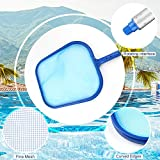 RIFFUE Swimming Pool Skimmer Net with 5