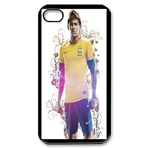 Personlised Printed Neymar Phone Case For iPhone 4,4S XT5K03305