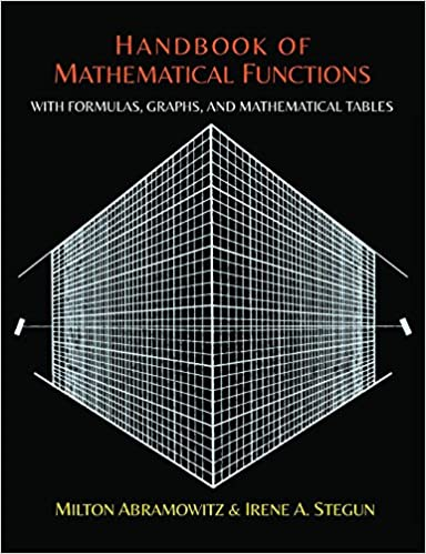 Handbook of Mathematical Funct...