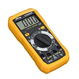 UKCOCO Digital Multimeter, High Accuracy Voltmeter with LCD Display for Industrial and Professional use