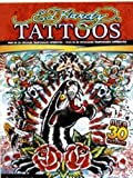 Ed Hardy Temporary Tattoos, Style 3 of 4, Over 30 Tattoos