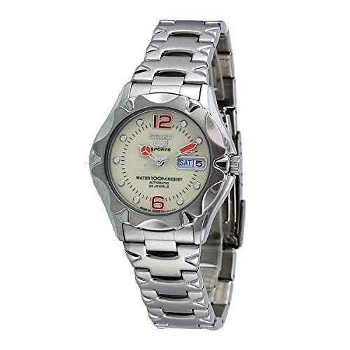 SEIKO 5 Automatic Mens Watch SNZ457J1 Made in - Seiko Jewels 21