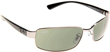 a332f57a3b Ray Ban RB3364 004 62 Mens Sunglasses  Amazon.co.uk  Garden   Outdoors