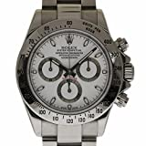 Rolex Daytona Swiss-Automatic Male Watch 116520 (Certified Pre-Owned)