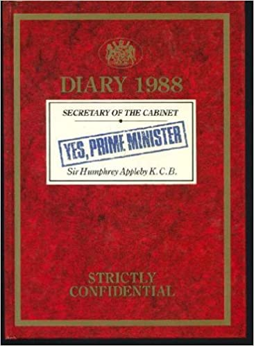 yes prime minister pdf free download