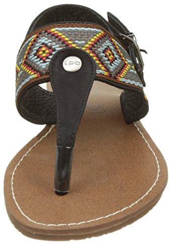 Pivoine Noir Mujer P'tites Zapatos Bombes Noir Les z187qEn8