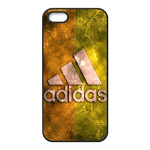 The logo of Adidas for Apple iPhone 5/5S Black Case Hardcore-1