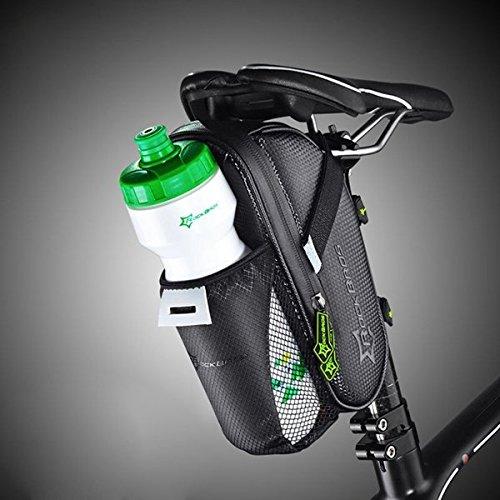 Bazaar Rockbros vélo vélo Sacoche de selle sacoche sacoche queue porte-bouteille de stockage