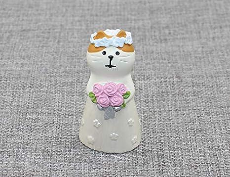 Figuras de gatito en miniatura con diseño de zakka japonés ...