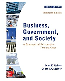 Business government and society a managerial perspective text business government and society a managerial perspective 13 edition fandeluxe Image collections