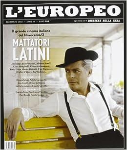 Book L'europeo (2013) vol. 3 - mattatori latini